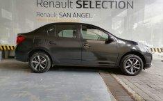 Renault Logan 2019 barato en Tlalpan-8
