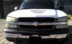Se vende urgemente Chevrolet Silverado 1500 2007 en Amozoc-5