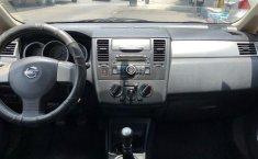 Nissan Tiida HB 2011 barato en Texcoco-9