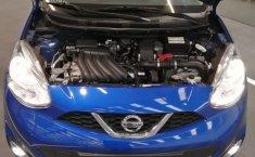 Auto Nissan March 2020 de único dueño en buen estado-4
