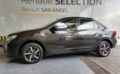 Renault Logan 2019 usado en Tlalpan-4