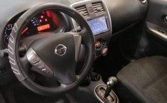 Auto Nissan March 2020 de único dueño en buen estado-3
