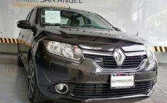 Renault Logan 2019 barato en Tlalpan-7