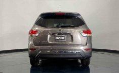 Auto Nissan Pathfinder 2014 de único dueño en buen estado-7