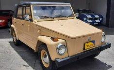 Volkswagen Safari 1974 impecable en Guadalajara-4