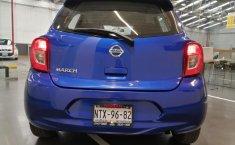 Auto Nissan March 2020 de único dueño en buen estado-1