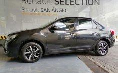 Renault Logan 2019 barato en Tlalpan-4