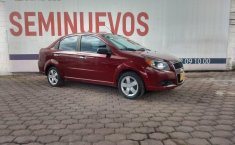 Chevrolet Aveo 2015 barato en Coacalco de Berriozábal-3