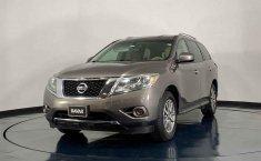 Auto Nissan Pathfinder 2014 de único dueño en buen estado-5