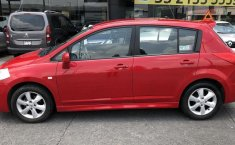 Nissan Tiida HB 2011 barato en Texcoco-5