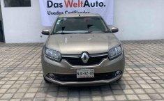 Renault Logan 2017 barato en Santa Bárbara-2