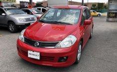 Nissan Tiida HB 2011 barato en Texcoco-4
