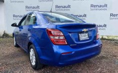 Se vende urgemente Chevrolet Sonic 2017 en Lázaro Cárdenas-1