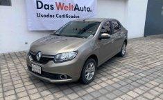 Renault Logan 2017 barato en Santa Bárbara-0