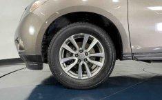 Auto Nissan Pathfinder 2014 de único dueño en buen estado-0