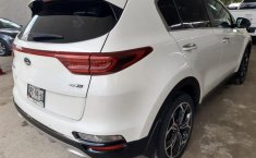 Auto Kia Sportage 2019 de único dueño en buen estado-0