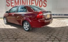 Chevrolet Aveo 2015 barato en Coacalco de Berriozábal-1