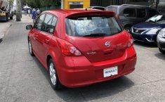 Nissan Tiida HB 2011 barato en Texcoco-1