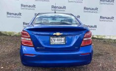 Se vende urgemente Chevrolet Sonic 2017 en Lázaro Cárdenas-0
