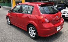Nissan Tiida HB 2011 barato en Texcoco-0