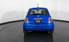 Auto Fiat 500 2016 de único dueño en buen estado-0