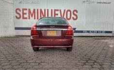 Chevrolet Aveo 2015 barato en Coacalco de Berriozábal-0