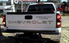 Se vende urgemente Chevrolet Silverado 1500 2007 en Amozoc-0