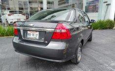 Chevrolet Aveo 2017 en buena condicción-5