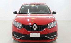 Auto Renault Sandero 2017 de único dueño en buen estado-6