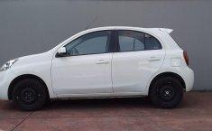 Nissan March 2019 usado en Iztapalapa-1