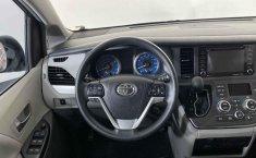 Toyota Sienna 2018 barato en Juárez-27