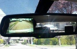 Los sensores de reversa como asistencia de estacionamiento