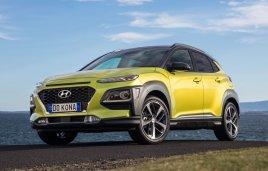 Los 5 rivales más formidables del Hyundai Kona 2019