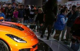 ¡Lo mejor del Auto Show de Nueva York está aquí!
