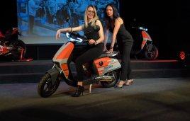 Ducati Super Soco, la primera scooter eléctrica de los italianos