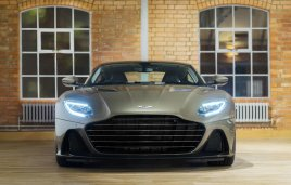 Aston Martin presenta el DBS Superleggera OHMSS Edition