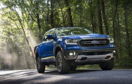 Ford Ranger FX2, la pick-up recibe una atractiva dosis de deportividad