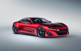 Drako GTE 2020, un nuevo sedán eléctrico de 1,200 caballos de fuerza