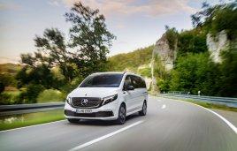 Mercedes-Benz revela todo acerca de la EQV