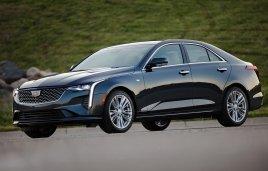 Cadillac muestra al CT4 2020
