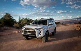 Toyota 4Runner 2020: más seguridad y tecnología que nunca