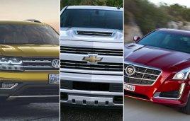 Los autos menos confiables de 2019