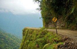 Las carreteras más extremas y peligrosas para conducir en el mundo