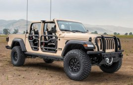 Jeep y AM General trabajan en la Gladiator XMT