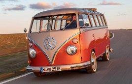 Volkswagen e-Bulli, la Combi eléctrica que puedes comprar