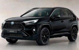 Toyota RAV4 Hybrid Black Edition, una edición especial que transpira elegancia