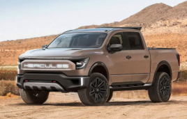 Hercules Alpha, otra pick-up eléctrica que se sube al ring