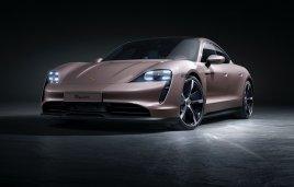 El Porsche Taycan estrena nueva variante de entrada