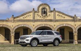 Ford añadirá variante King Ranch a la Explorer