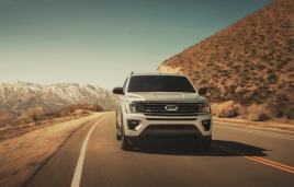 Conoce el paquete XL STX de la Ford Expedition